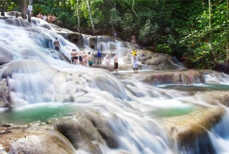 Dunn's River Falls & Ocho Rios Highlights tour from Montego Bay